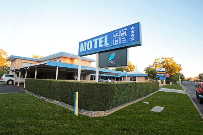 Accommodation Goondiwindi - Binalong Motel