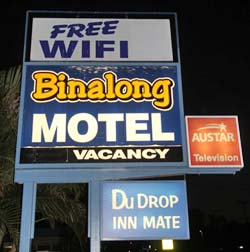 Binalong Motel is a pet friendly motel offering a variety of rooms within walking distance to the Goondiwindi town centre.