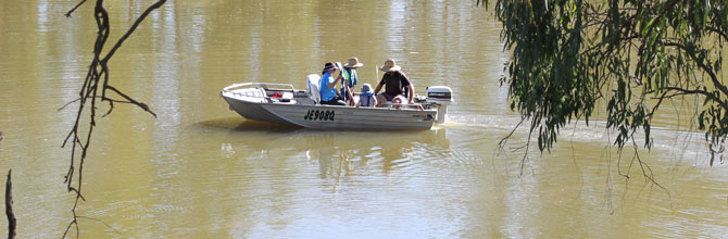 Goondiwindi and district boasts some of the best inland fishing in Australia